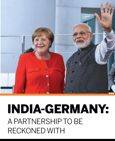 Investments from Germany to India