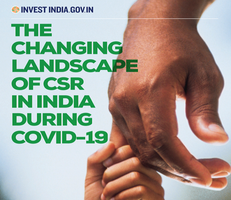 CSR landscape India
