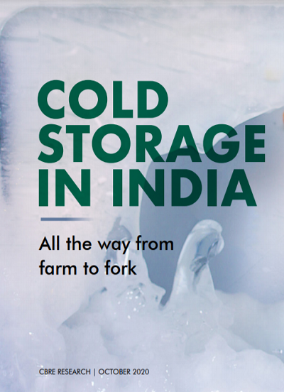 Cold Storage in India – All the way from farm to fork