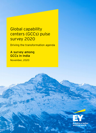 Global capability centers (GCCs) pulse survey 2020