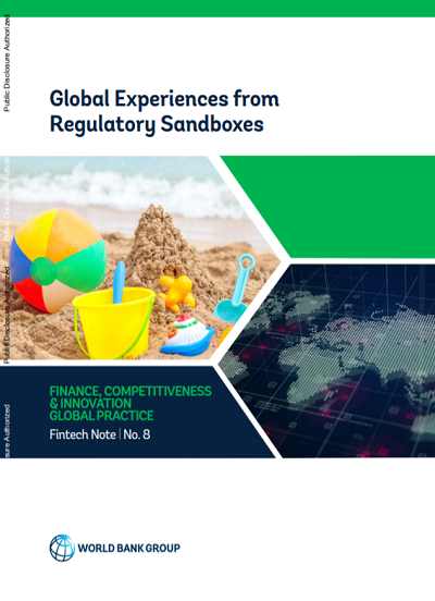 Global Experiences from Regulatory Sandboxes
