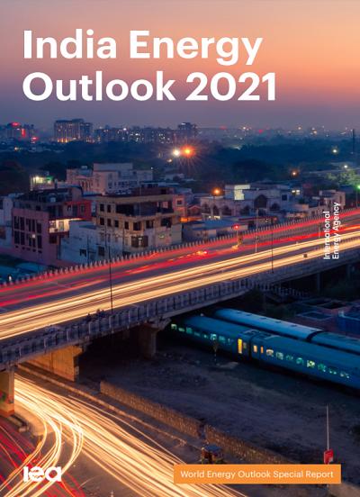 India Energy Outlook 2021