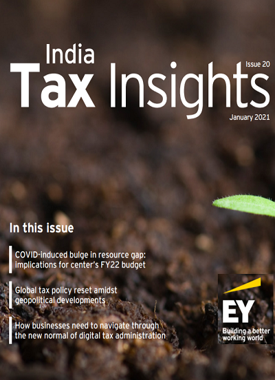 India Tax Insights, January 2021