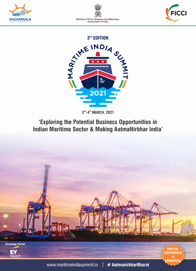 'Exploring the Potential Business Opportunities in Indian Maritime Sector & Making AatmaNirbhar India