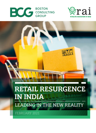 Retail Resurgence in India: Leading in the New Reality