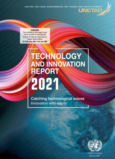 Technology and Innovation Report 2021