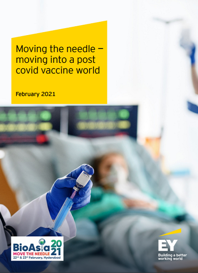 Moving the needle — moving into a post covid vaccine world