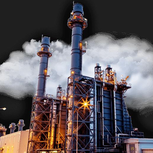 Нефтяной газ