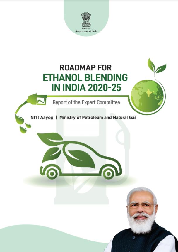 Roadmap for Ethanol Blending in India: 2020-2025