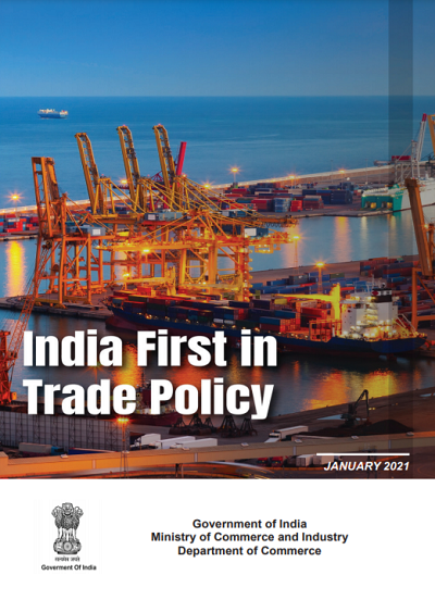 India First In Trade Policy