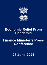 Economic Relief From Pandemic | 28 June 2020