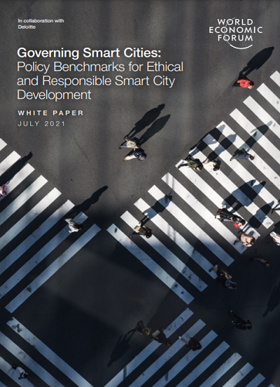 Governing Smart Cities: Policy Benchmarks for Ethical and Responsible Smart City Development