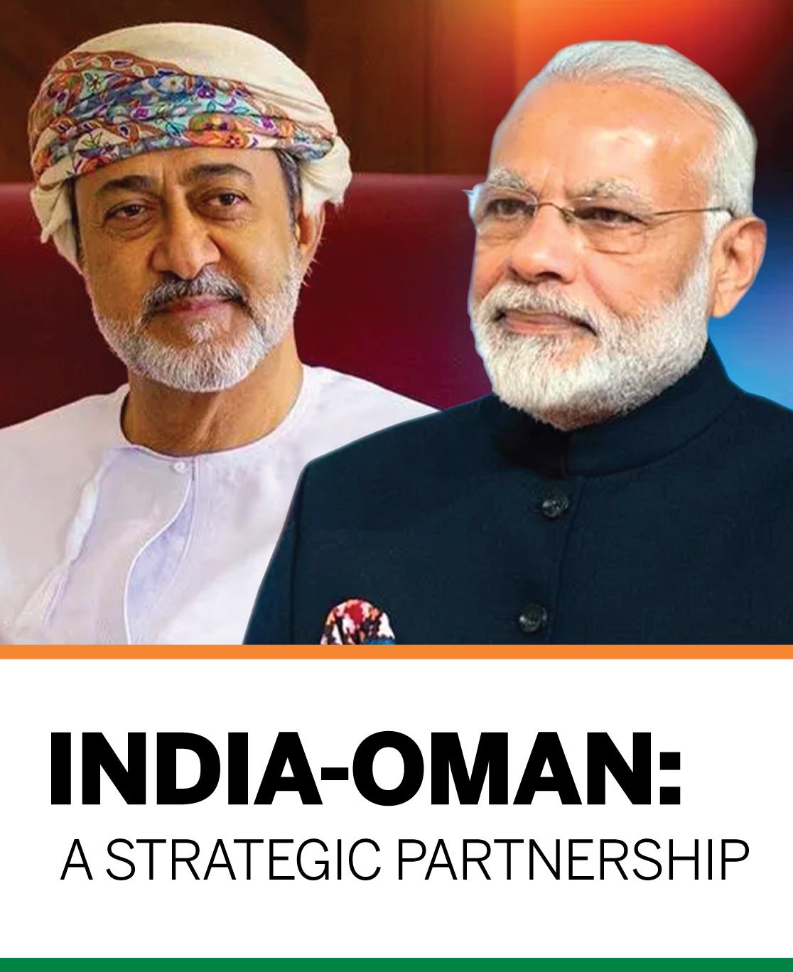 Oman India bilateral relations