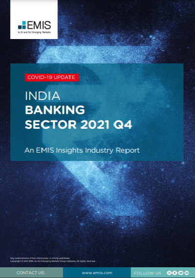 India Banking Sector 2021 Q4