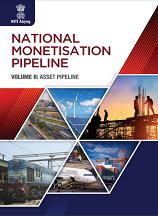 National Monetisation Pipeline (NMP) Volume 2 Asset Pipeline