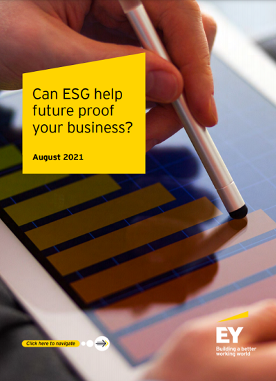 Can ESG help future proof your business?