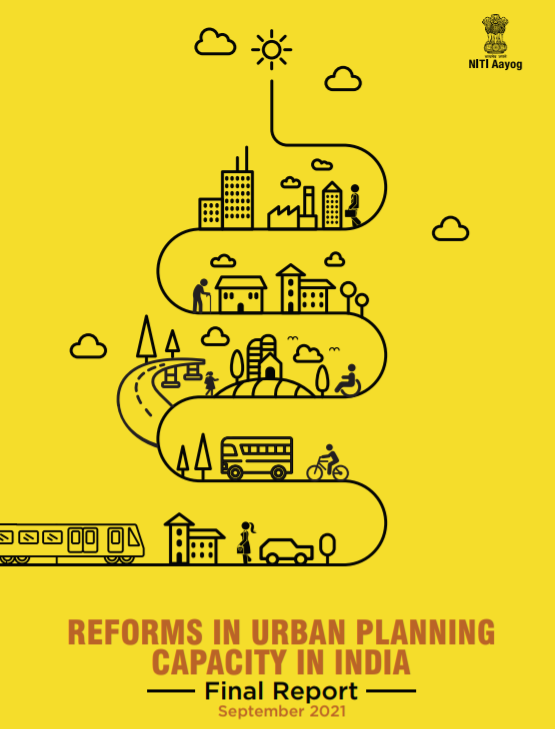 Reforms in Urban Planning Capacity in India