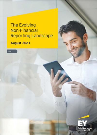 The Evolving Non-Financial Reporting Landscape