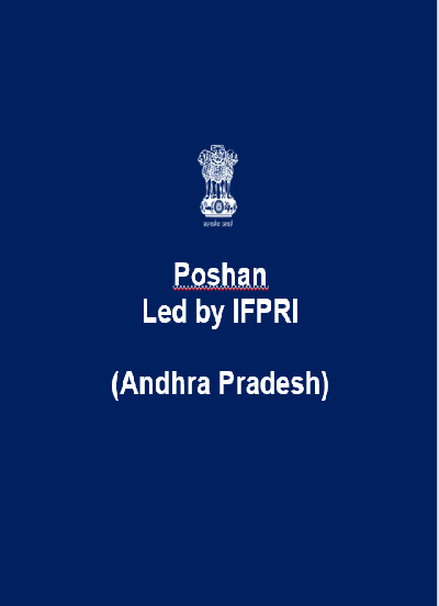 Poshan Led by IFPR (Andhra Pradesh)