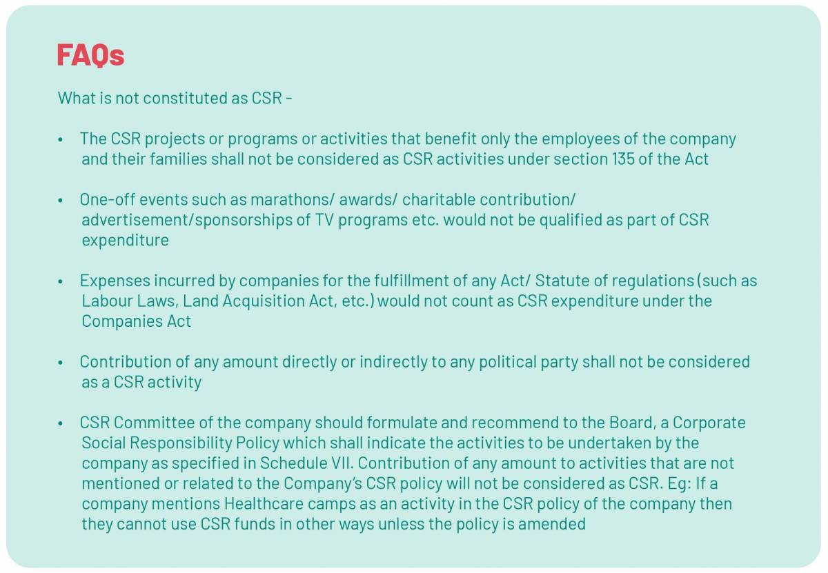 The Changing Landscape of CSR in India During COVID-19