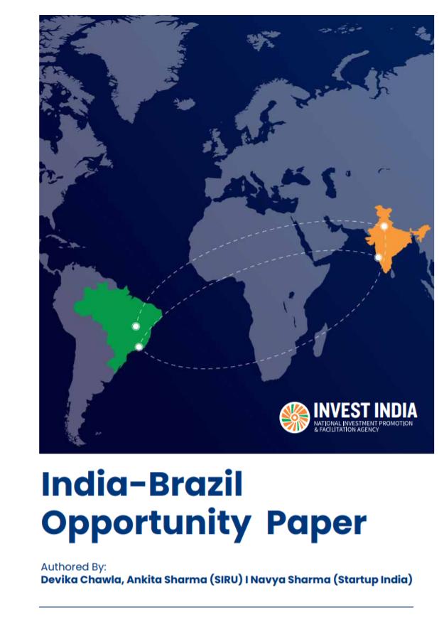 India Brazil opportunity