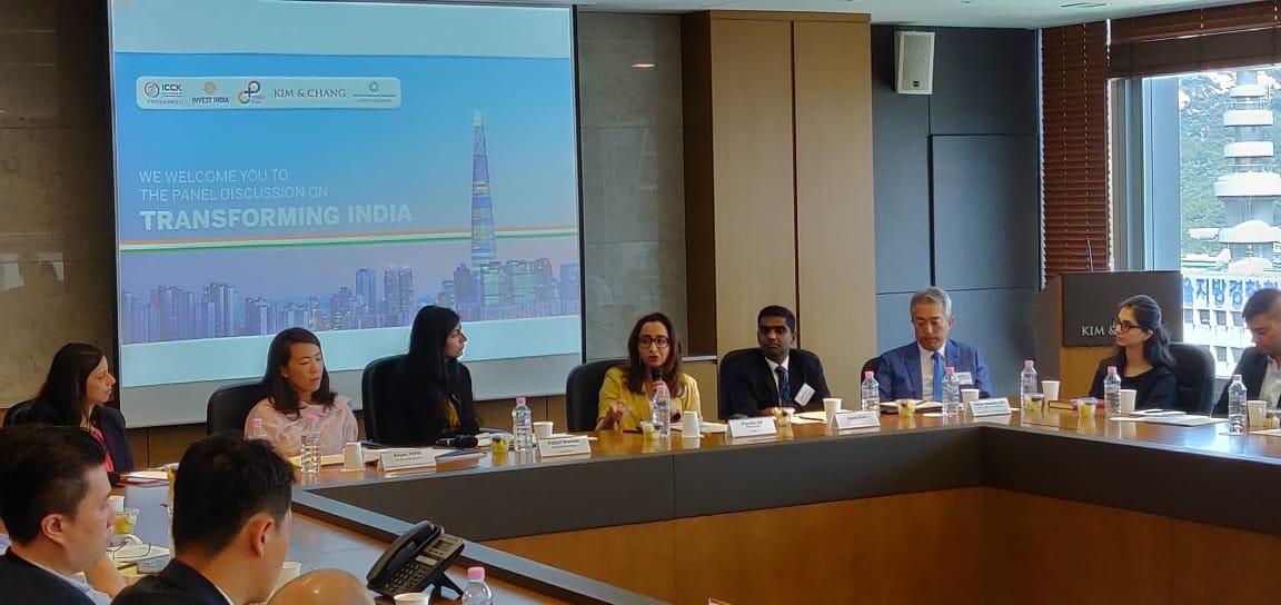Invest India in Korea