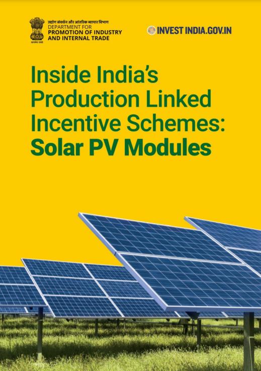 Inside India's PLI Schemes: Solar PV Modules