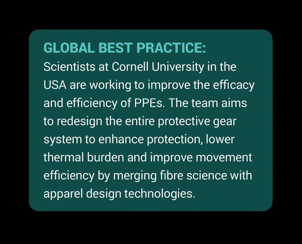 International PPE market