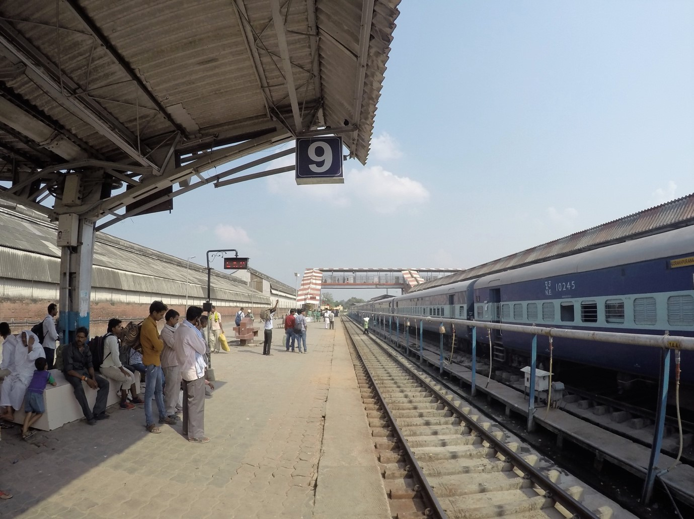 Highest railway station in India