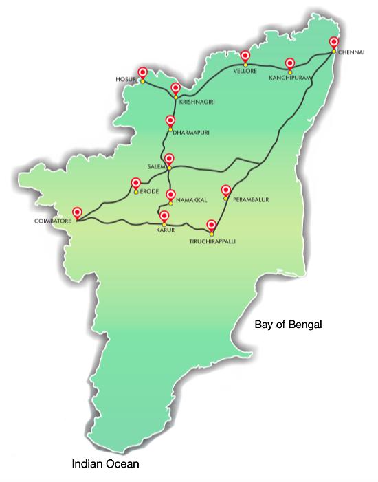 Tamil Nadu Defence Corridor