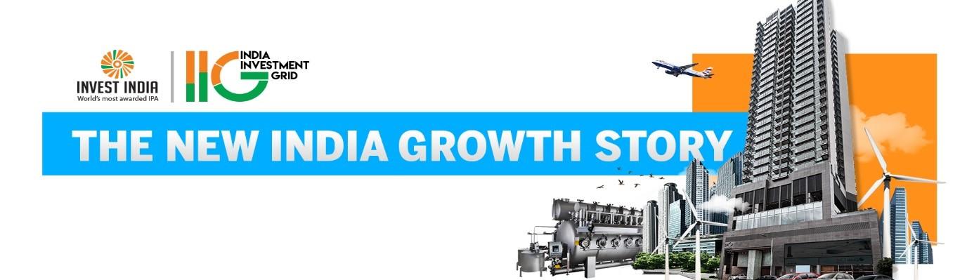 New India IIG Banner