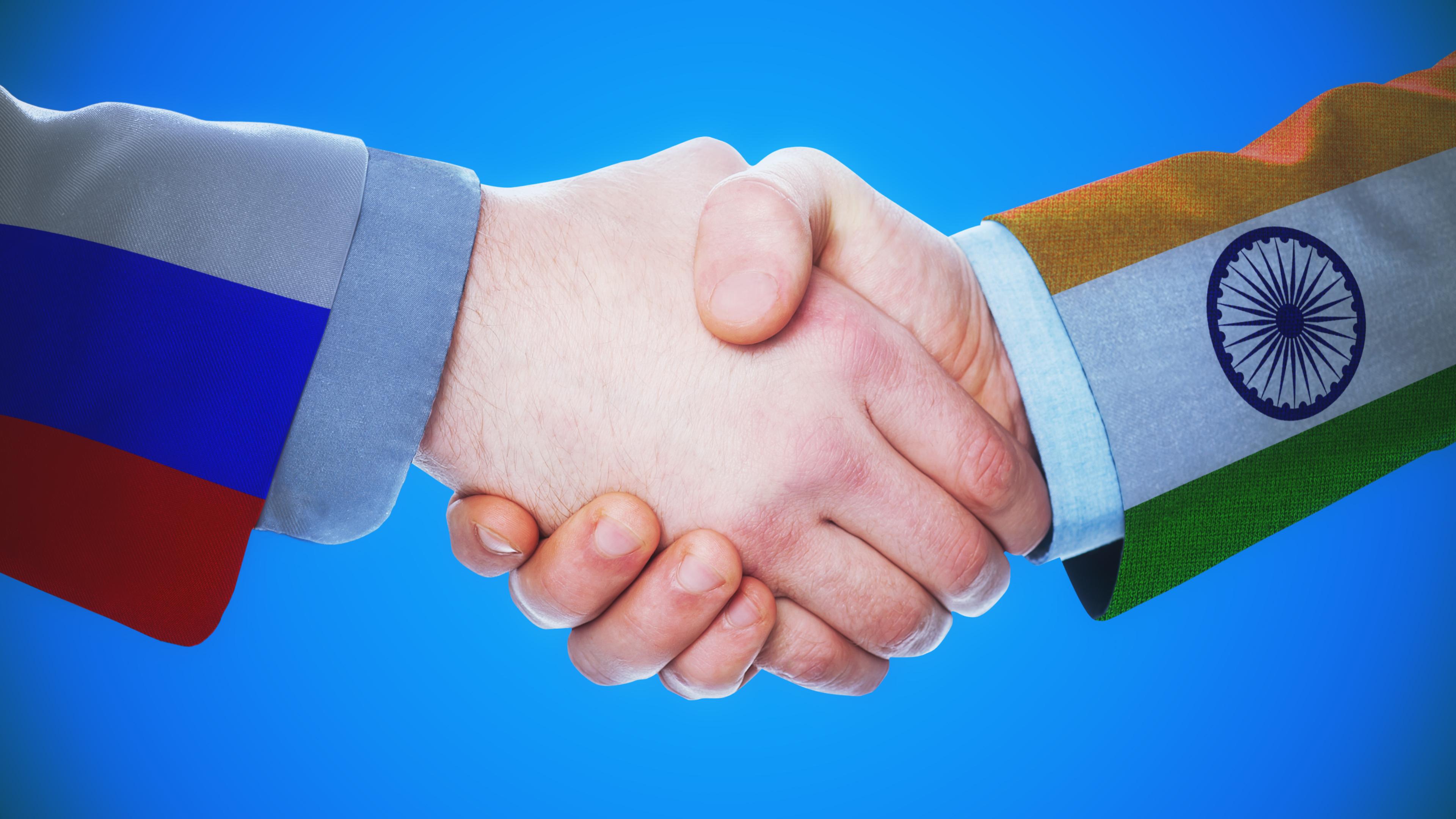 India Russia partnership
