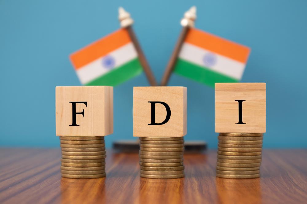 FDI in 2020