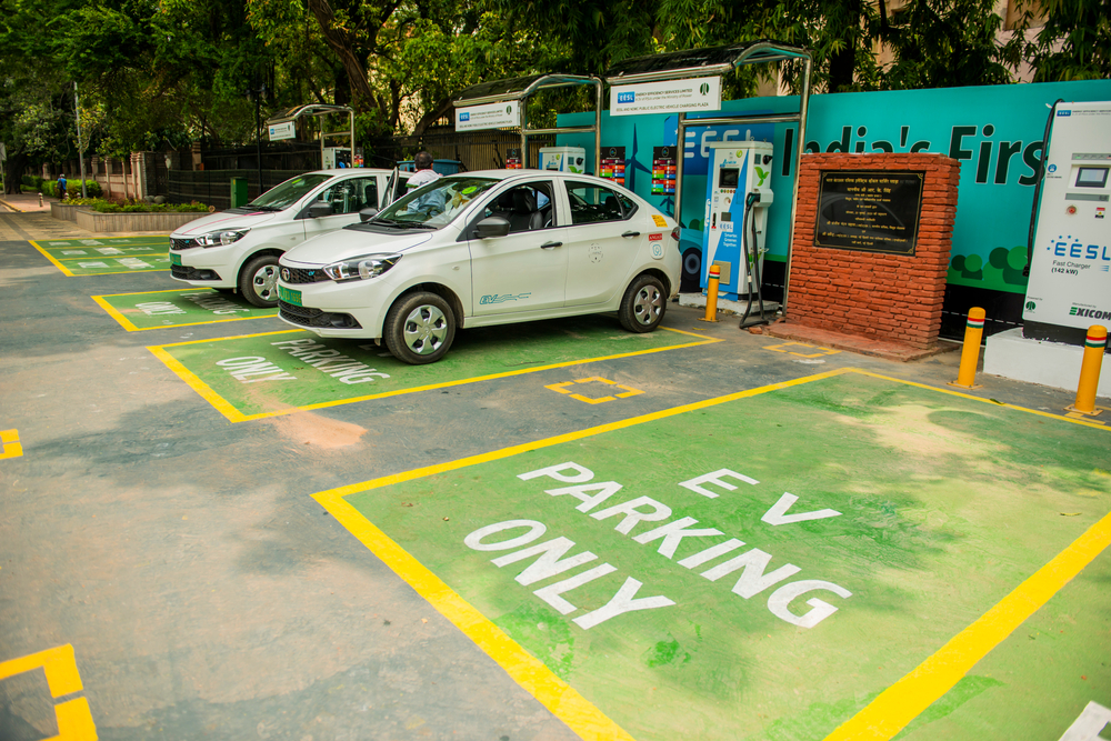 India EV ecosystem