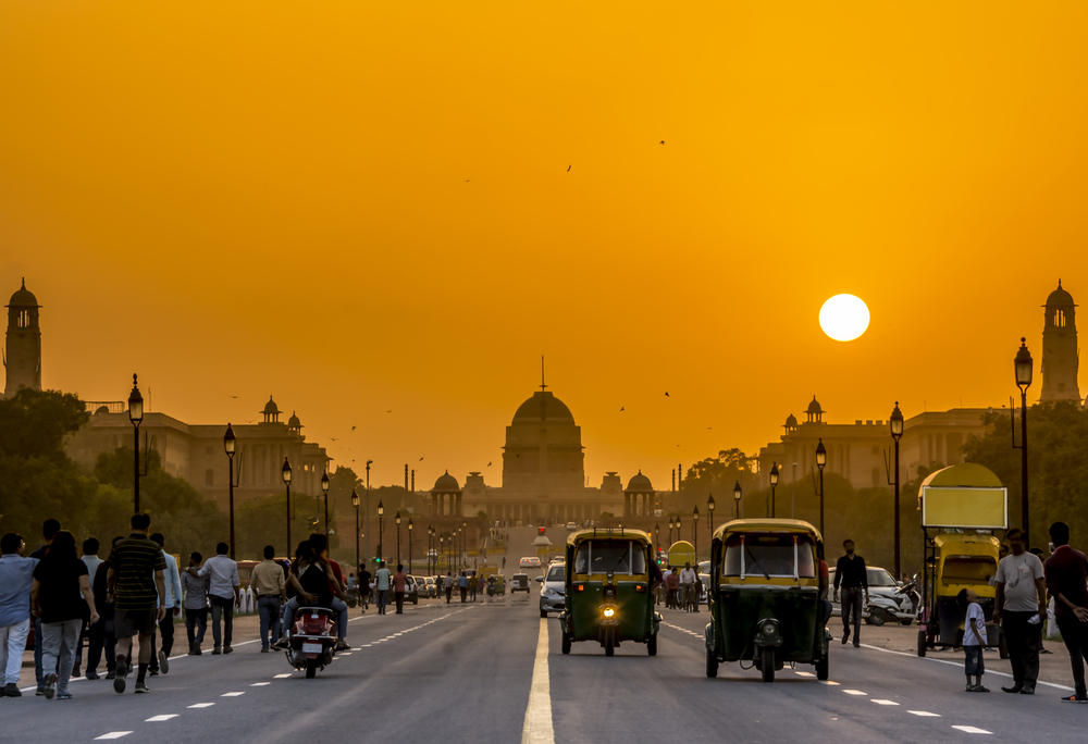 India's revival