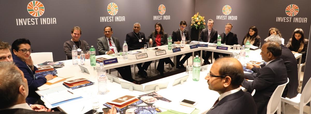 Team India at Davos 2018