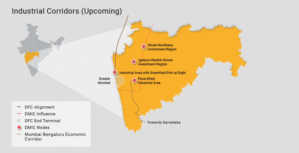 Upcoming Projects in Maharashtra