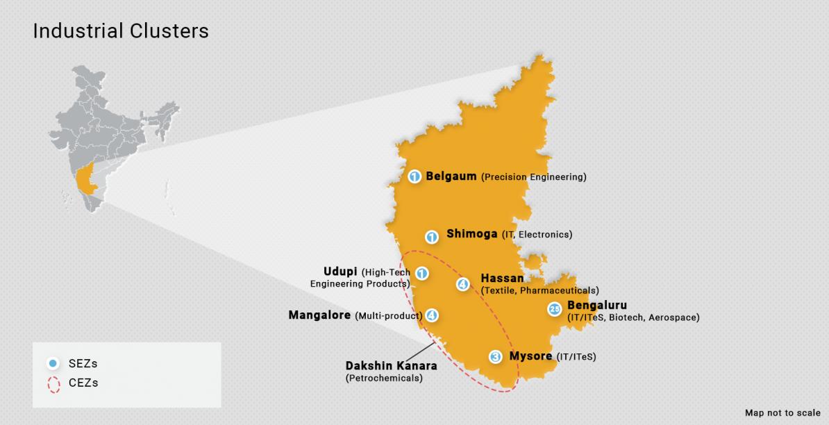 Geschäftsmöglichkeiten in Karnataka