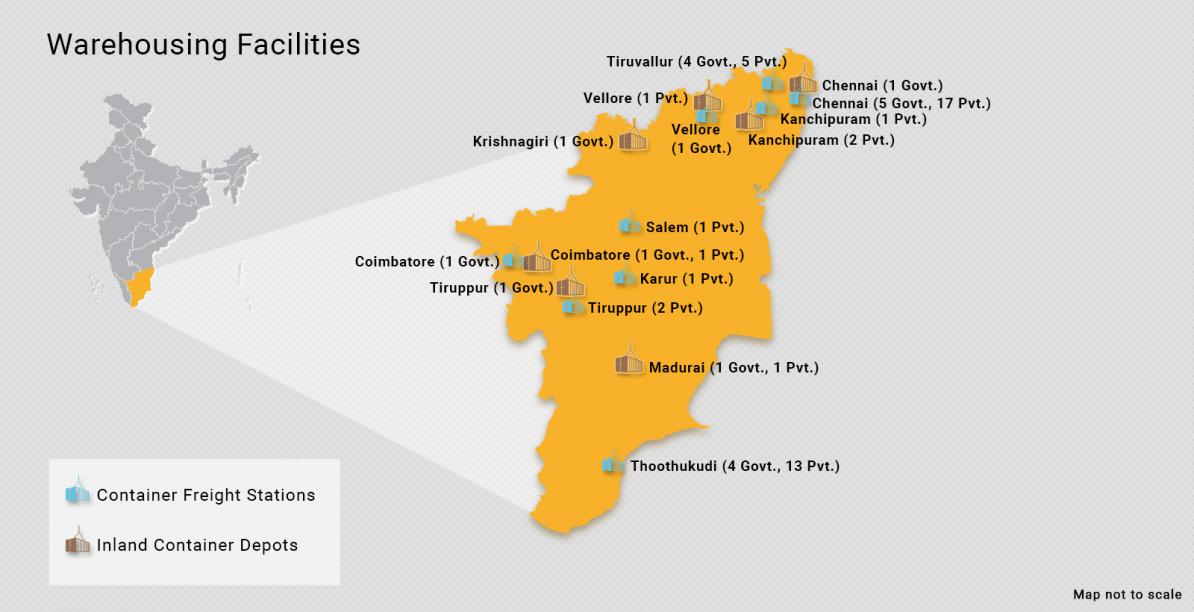Inversiones en Tamil Nadu