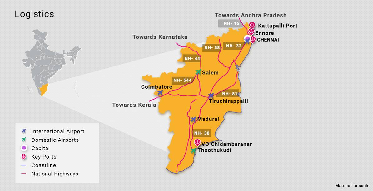 Industries in Tamil Nadu