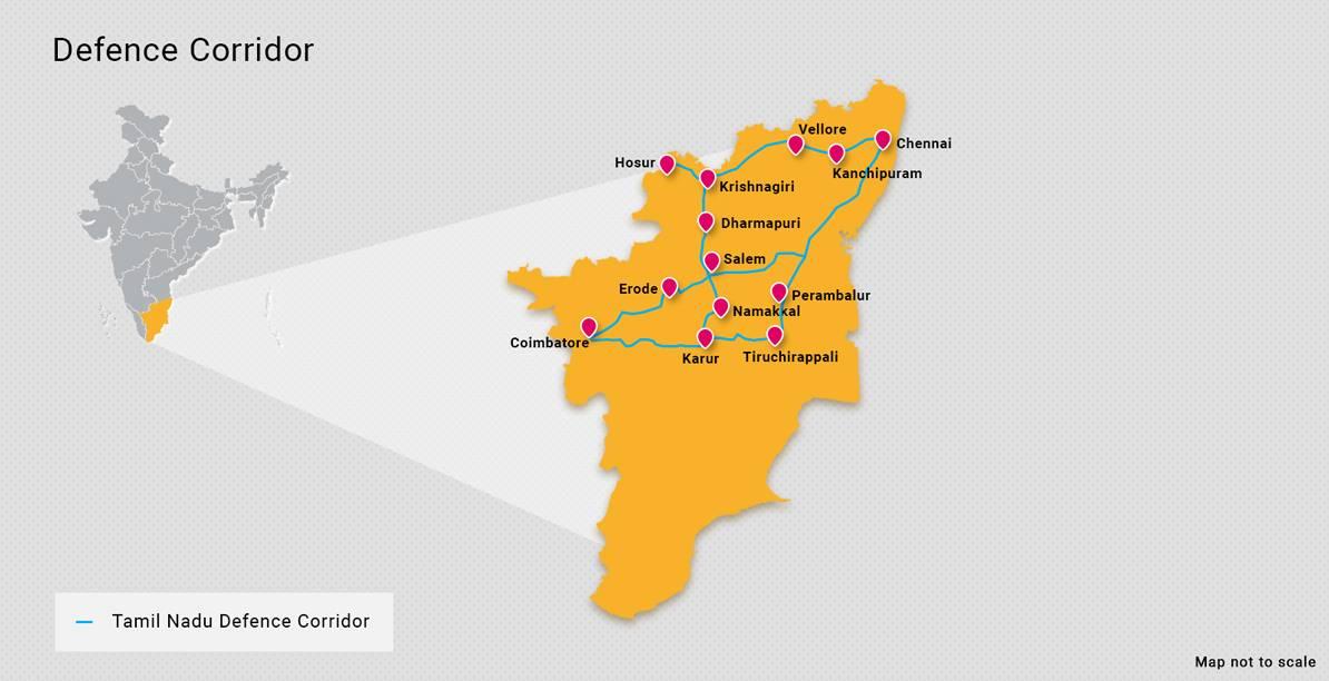Tamil Nadu Investments