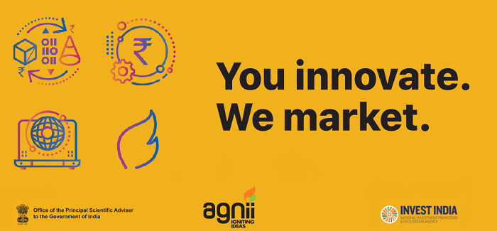 Accelerating Growth of New India's Innovations (AGNIi)