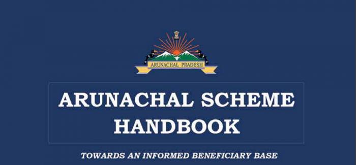 Arunachal Pradesh Scheme Handbook