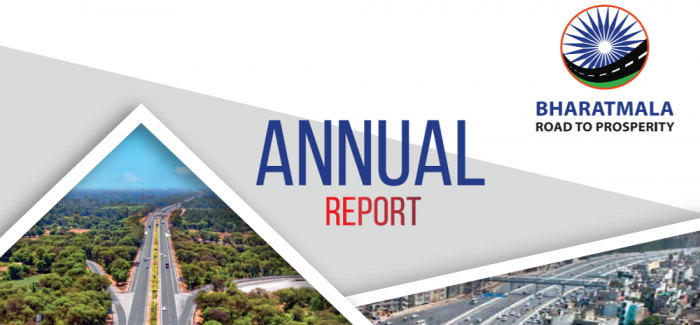 Annual Report 2019-20 by Ministry of Road Transport & Highways