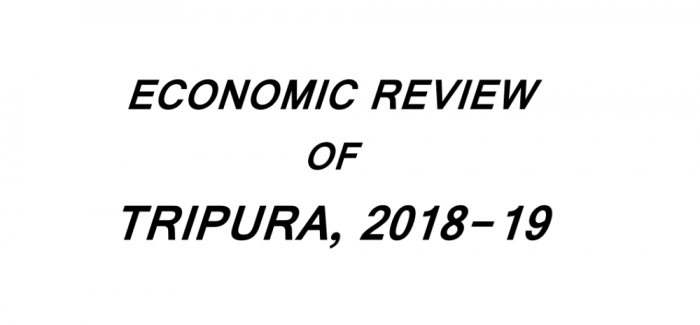 Tripura Economic Review 2018 -19