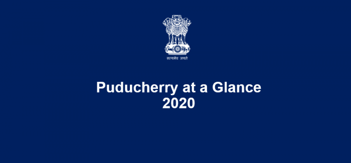 Puducherry at a Glance 2020