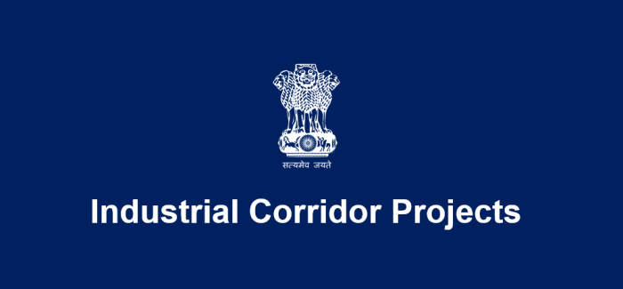 Industrial Corridor Projects