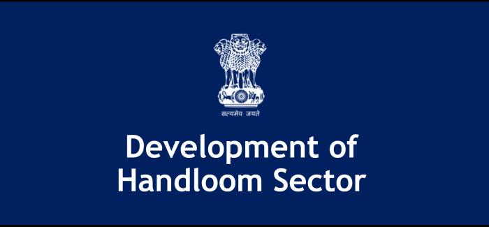 Development of Handloom Sector