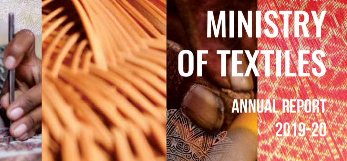 Ministry of Textile Annual Report 2019-20