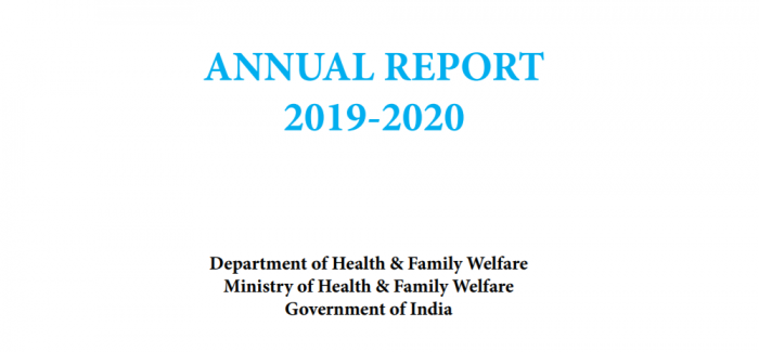 Annual Report | Department of Health & Family Welfare